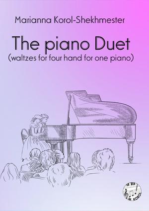 Waltzes for 4 hands.